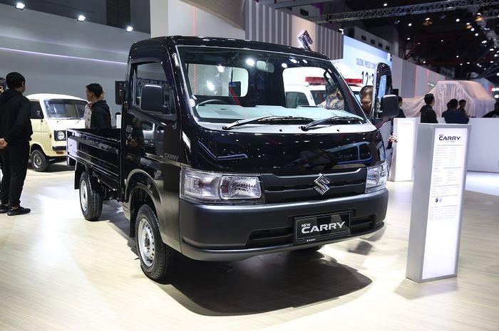 Pikap Suzuki New Carry