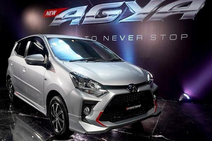 Toyota New Agya Mulai Rp 140 Jutaan Berikut Daftar Harga Tiap Varian Gridoto Com