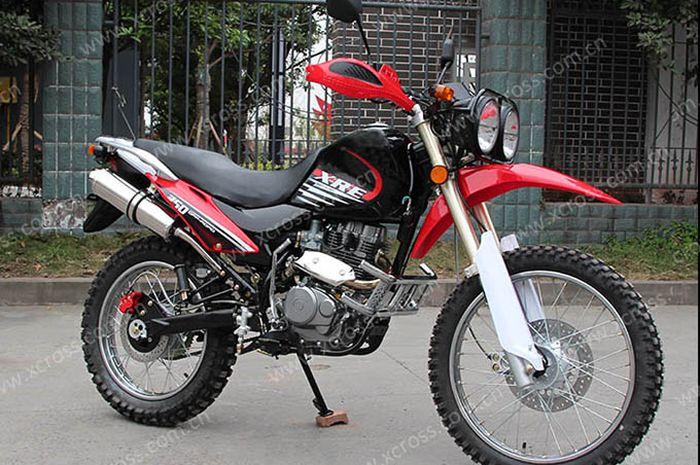 Penampakan Chongqing MX 250C