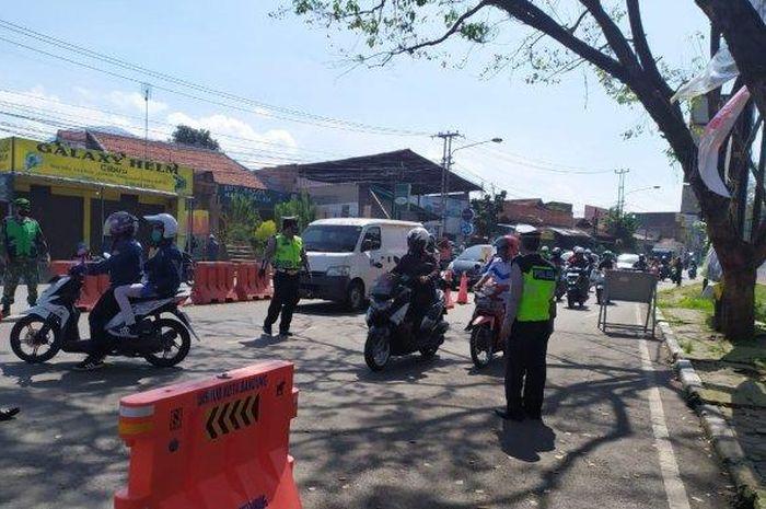 Dishub Kota Bandung Pertimbangkan Terapkan Check Point Lagi Di Jalan Raya Gara Gara Apa Gridoto Com