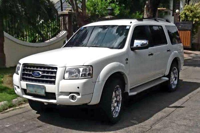 Ford Everest generasi kedua