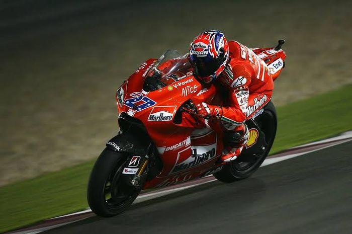 Ternyata Motor Ducati Terbaik Casey Stoner Bukanlah yang Dipakai Juara  Dunia MotoGP 2007 - GridOto.com