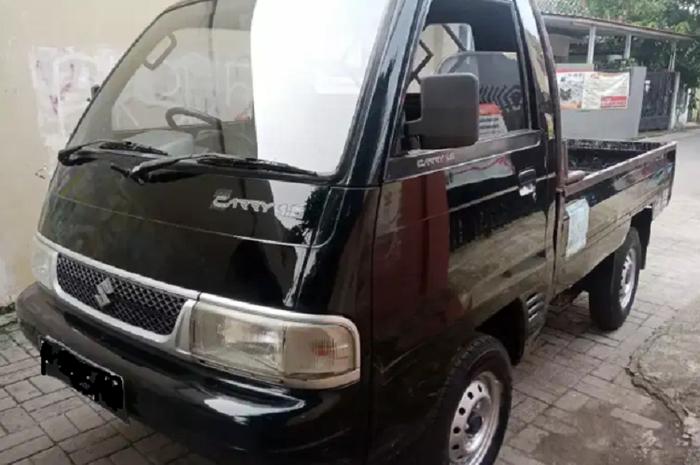 Daftar Harga Mobil Pick Up Bekas Mulai Rp 45 Juta Dapat Carry Pick Up 2007 Gridoto Com
