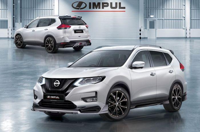 Nissan X-Trail Impul mulai dijual resmi 18 Juli di Malaysia