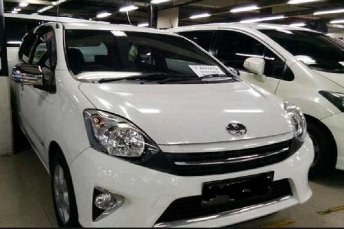 Harga Bekas Toyota Agya 2018 2019 Awal Tahun Mulai Rp 100 Jutaan Berikut Tipenya Gridoto Com