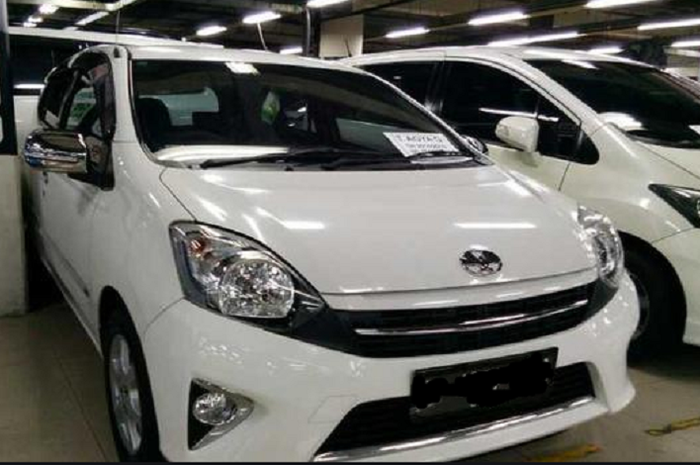 Update Harga Bekas Toyota Agya 2015 2017 Tipe E M T Rp 72 Juta Gridoto Com