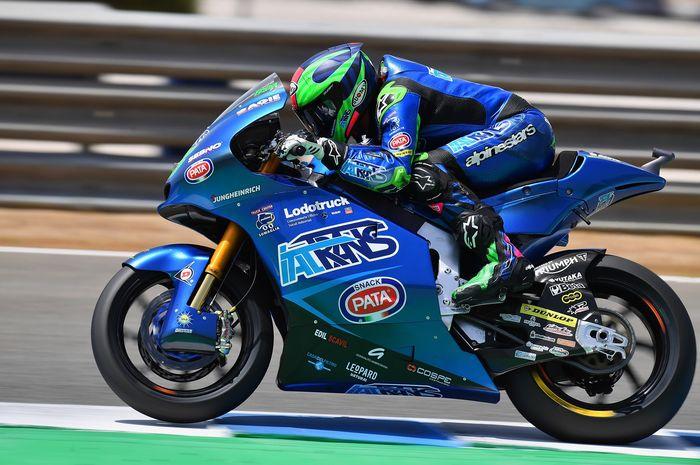 Enea Bastianini dikontrak Ducati untuk MotoGP 2021