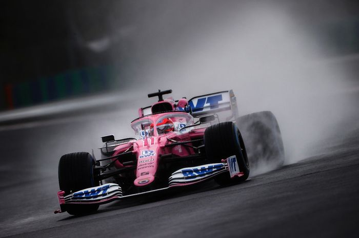 Sergio Perez terkena Covid-19