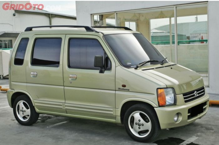 Suzuki Karimun Bekas