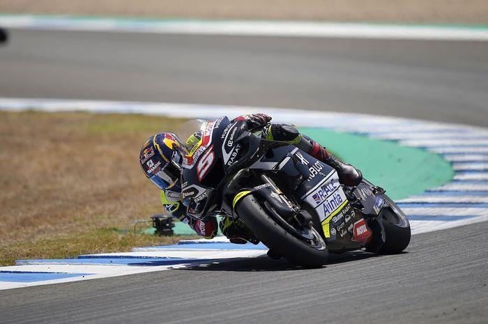 Johann Zarco dituding jadi biang keladi crash mengerikan di MotoGP Austria 2020