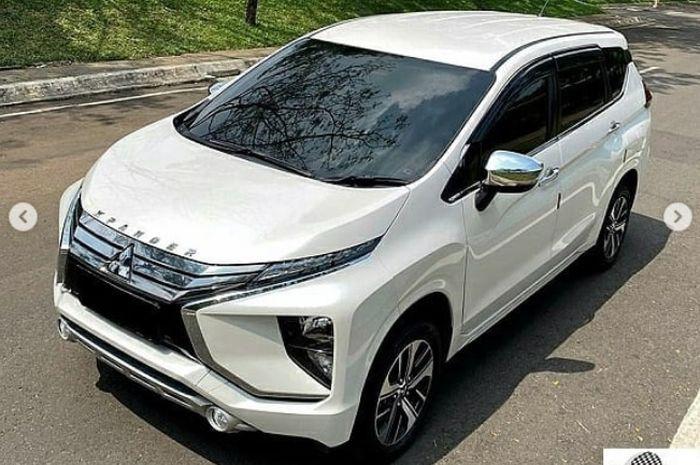 Daftar Harga Mitsubishi Xpander 2017 Ferbruari 2021 Tipe Gls M T Mulus Rp 100 Jutaan Gridoto Com