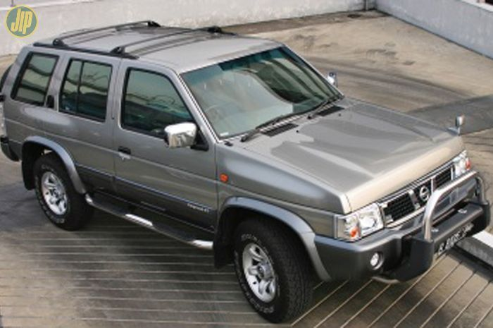 Ilustrasi Nissan Terano Bekas