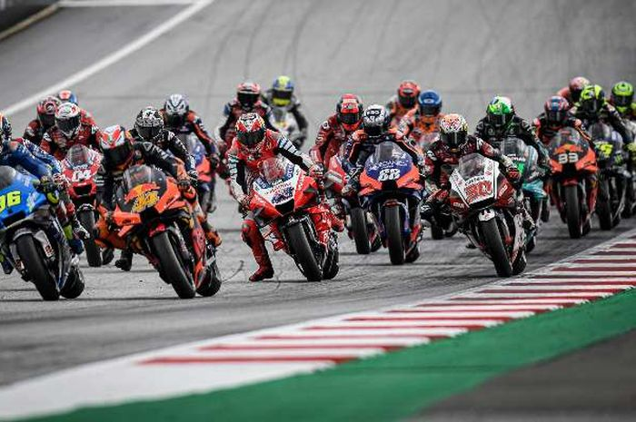 Gelaran MotoGP Styria 2020 lalu