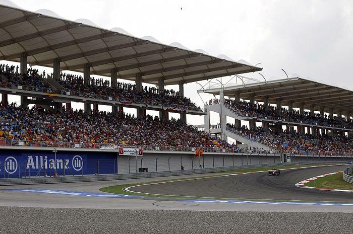 Sirkuit Istanbul Park siap menggelar F1 2020