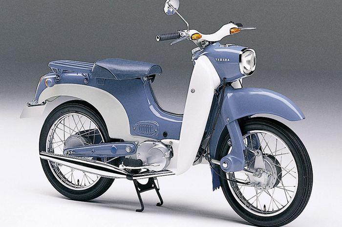 Yamaha MF-1, motor bebek pertama Yamaha