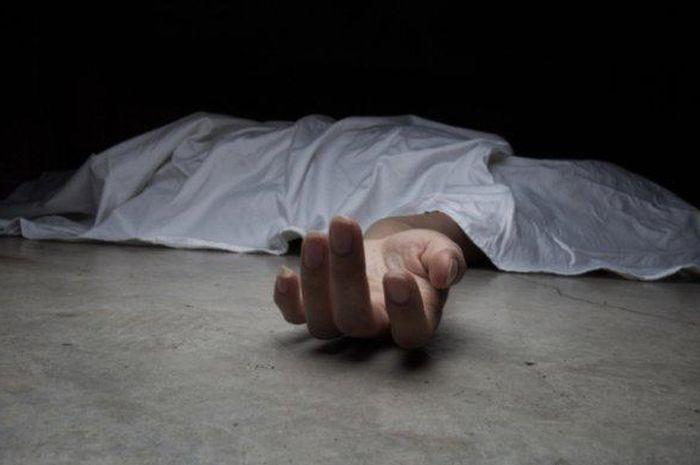 Ilustrasi jenazah tahanan yang kabur dan ditembak polisi saat pelariannya.