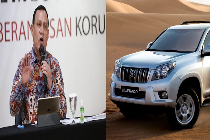 Ketua KPK Firli Bahuri dinyatakan langgar kode etik gara-gara naik helikopter, padahal koleksi kendaraannya mewah juga