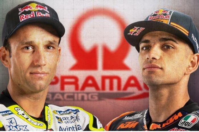 Johann Zarco dan Jorge Martin akan bertandem di MotoGP 2021 di tim Pramac Racing