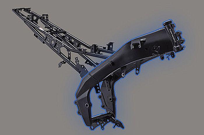 Rangka Yamaha V-Ixion