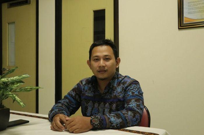 Riyan Nugroho Aji dosen Fakultas Peternakan UGM