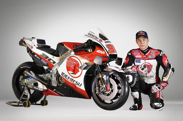 Takaaki Nakagami perpanjang kontrak bersama LCR Honda di MotoGP 2021
