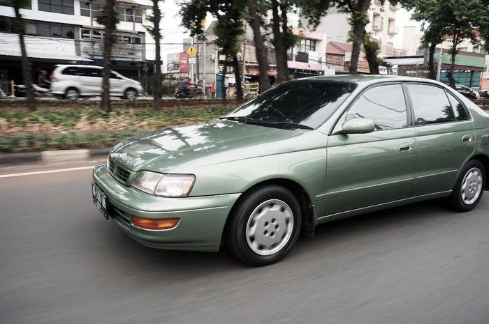 Toyota Corona Absolute 1997 Ini Kondisi Kinclong Mirip Brosur Gridoto Com