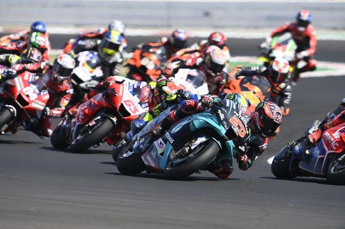 Jangan sampai ketinggalan, berikut jadwal dan link live streaming MotoGP Valencia 2020.