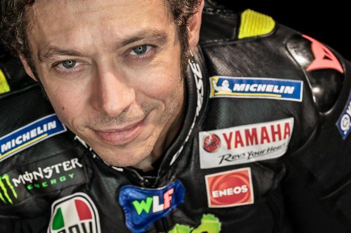 Valentino Rossi ungkap sosok penting di balik performa gemilang tim Suzuki di MotoGP 2020, Siapa tuh?