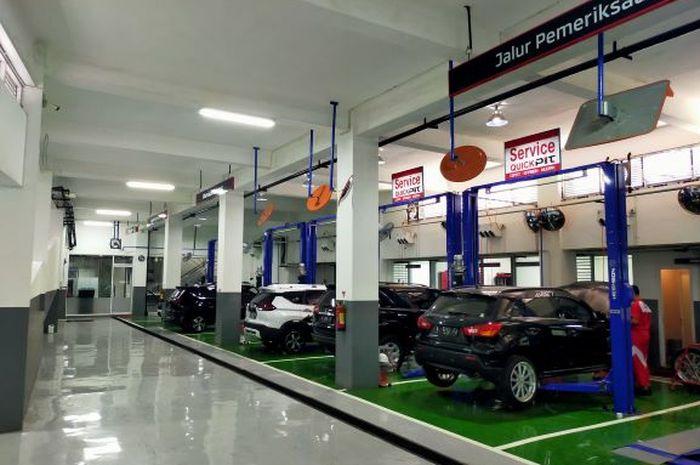 Dealer Mitsubishi Sun Star Motor - A. Yani, Surabaya