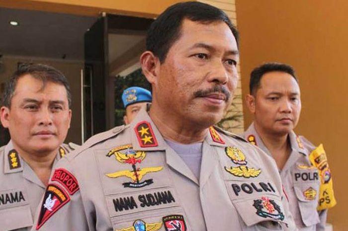 Irjen Nana Sudjana dicopot dari jabatan Kapolda Metro Jaya