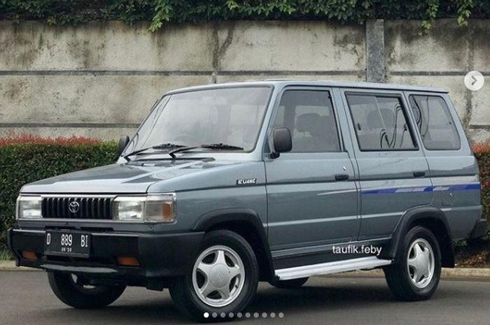 Daftar Harga Toyota Kijang Grand Extra 1994 1996 Tipe Sgx Dijual Rp 30 Jutaan Gridoto Com