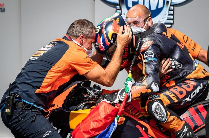 Bos KTM ingin gelar juara di MotoGP 2021