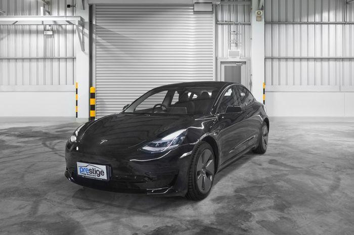 Tesla Model 3 Facelift sudah bisa dipesan