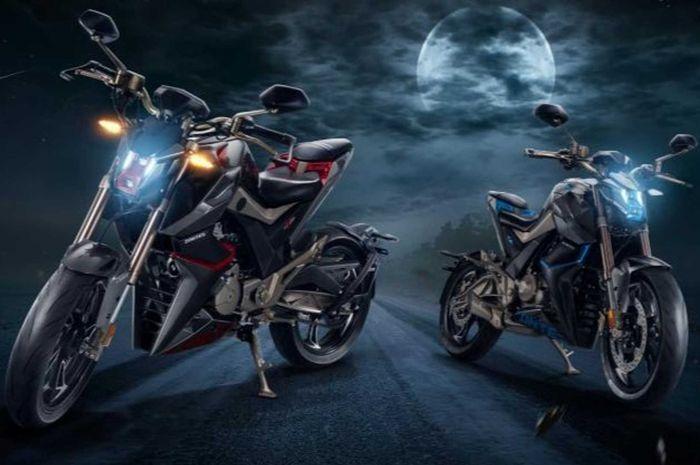 Zontes perkenalkan dua motor sport 125 cc baru penantang KTM Duke 125, harganya mirip Yamaha MT-25
