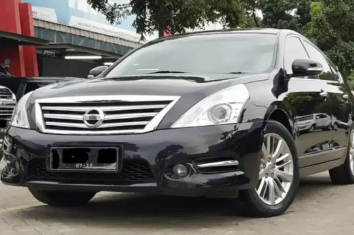 Ilustarsi Nissan Teana J32 Bekas