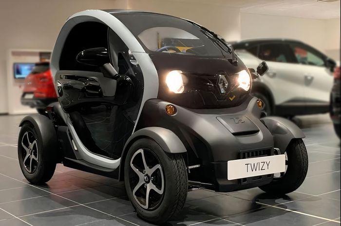 Renault Twizy sudah bisa dipesan, hanya 30 unit