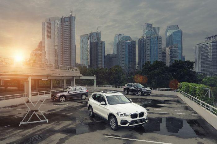 BMW X3 sDrive20i, BMW X1 sDrive18i, dan BMW X5 xDrive40i xLine diberi penyegaran di 2021
