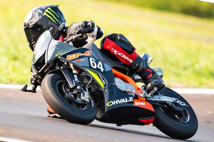 MiniGP akan menjadi ajang pembibitan baru menuju MotoGP, Oh Vale GP-0 160 akan jadi motor wajib