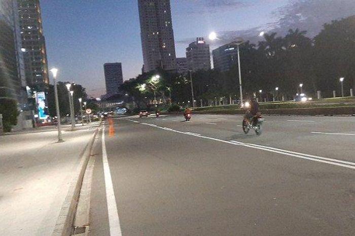 Ingin Rasakan Berkendara Tanpa Macet Di Dki Jakarta Ikuti Saran Dari Anies Baswedan Yang Satu Ini Begini Datanya Sob Gridoto Com