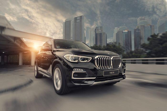BMW X5 2021, tampilan luar mirip sebelumnya, kini fitur kenyaman dimaksimalkan