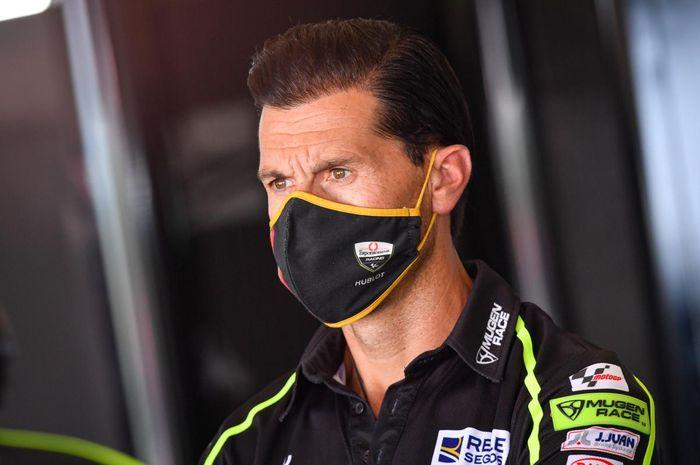 Ruben Xaus, Pemilik Tim Avintia Racing