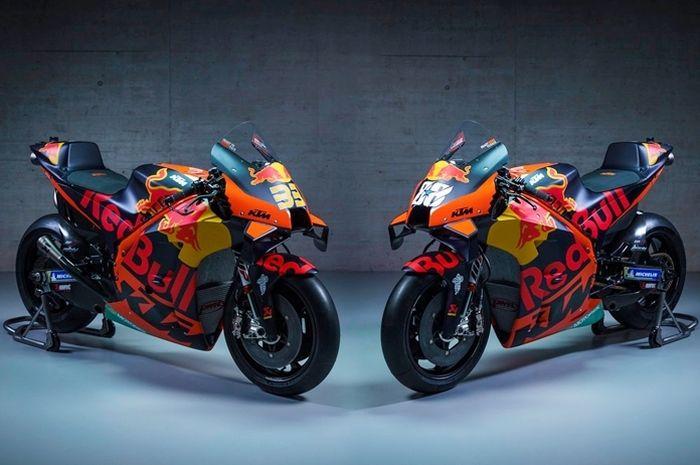 Motor KTM di MotoGP 2021. Sudah tahu kepanjangan KTM?