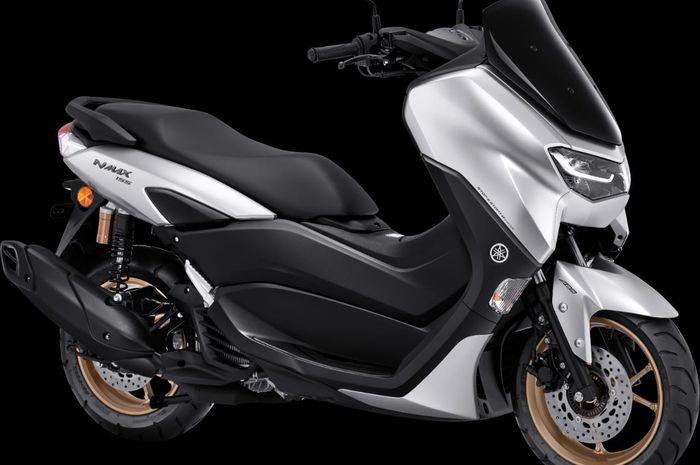 All New Yamaha NMAX dengan warna baru
