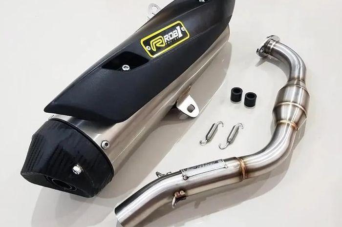 Knalpot Rob1 Yamaha NMAX 2020