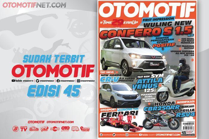 Tabloid OTOMOTIF Edisi 45.XXX