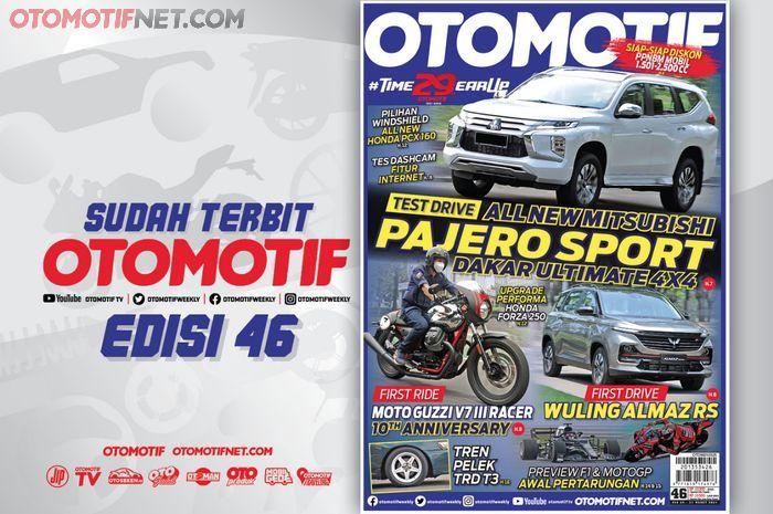 Tabloid OTOMOTIF edisi 46.XXX