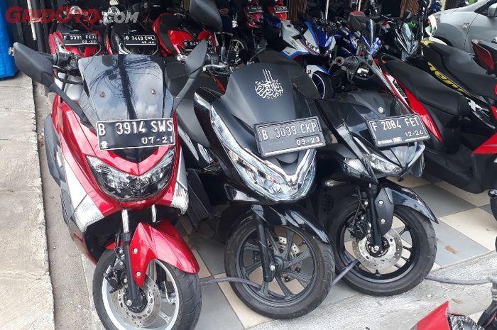 Ilustrasi Honda PCX 150 Bekas (tengah)