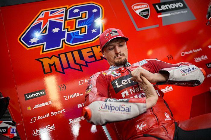 Jack Miller ingin balas dendam dan buktikan kalau dirinya kompetiti untuk MotoGP Doha 2021.