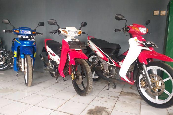 Ilustrasi Yamaha F1ZR