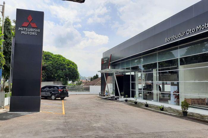 Diler Mitsubishi Borobudur Oto Mobil di Wonosobo